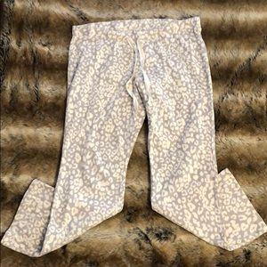 Cozy Fleece PJ Bottoms